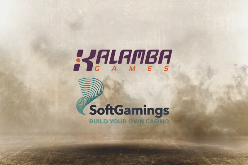Kalamba Games Announces Supply Deal with SoftGamings