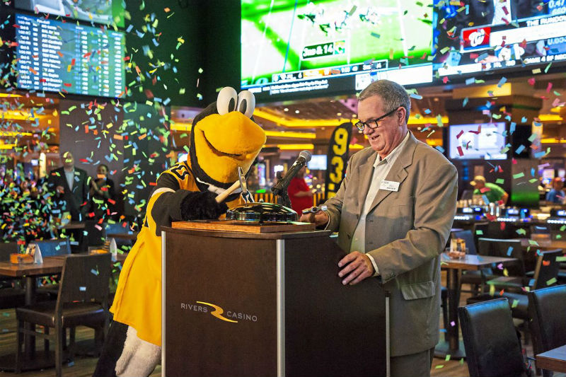 Rivers Casino Pittsburgh Opens Permanent Sportsbook